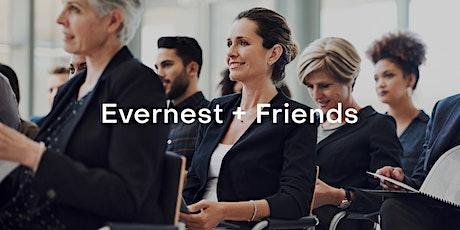 Evernest + Friends Hamburg 04.11.2021 Tickets