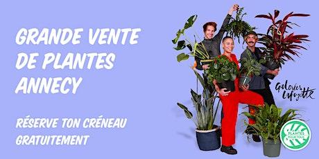 Grande Vente de Plantes Annecy tickets