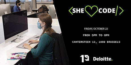 She Loves To Code #25 tickets