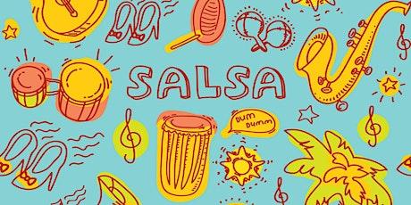 Salsa Dance to Improve Mental Health tickets
