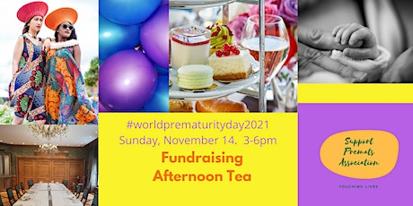 Fundraising Afternoon Deluxe Tea tickets