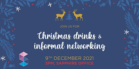 Christmas drinks and informal networking tickets