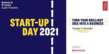 Start-up Day 2021 - Sheffield Central Library tickets