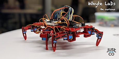 Intro to Walking Robots Bootcamp (in-person) tickets