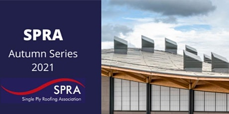 SPRA AUTUMN SERIES : TECHNICAL PANEL DISCUSSION tickets