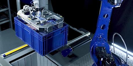 Meet & Match Robotisering & Logistiek tickets