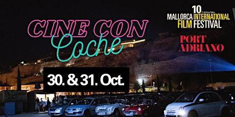 CINE CON COCHE - Evolution Mallorca International Film Festival entradas
