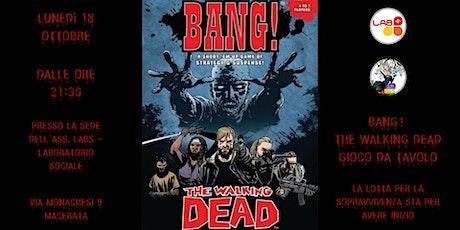 MIX GAMES Speciale Halloween - BANG! The Walking Dead biglietti
