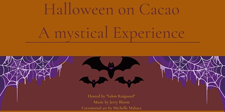Halloween On cacao tickets