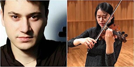 Lunchtime Concert : Doris Kuo & Idlir Shyti tickets