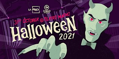 Halloween 2021 @ Teatro Magno entradas
