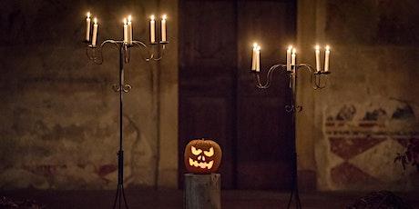 NOTTURNA ADULTI:I misteri di Halloween biglietti