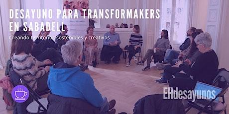 Desayuno para Transformakers en Sabadell tickets