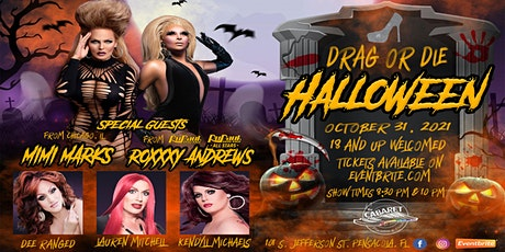 DRAG or DIE with ROXXXY ANDREWS tickets