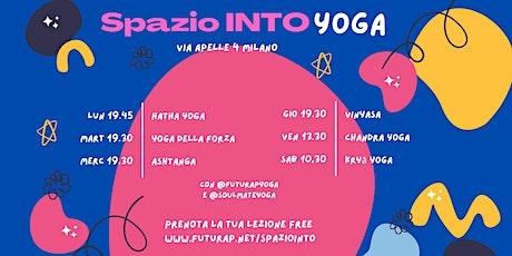 Lezione di Power Yoga biglietti