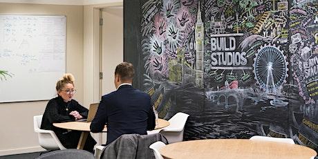 FREE CV and portfolio reviews for built environment professionals tickets