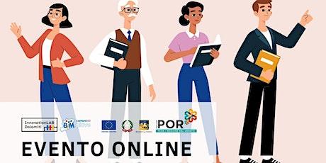 INNOVATIONLAB DOLOMITI per una Educazione Civica Digitale. biglietti