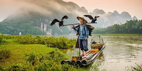 Verre Reizen Café - Reisfilm China tickets
