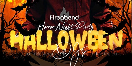 FIREABEND presents: Horror Night Party (Halloween Edition) tickets