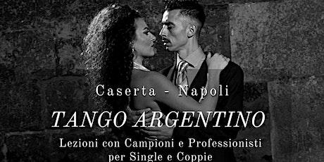 TANGO ARGENTINO - CASERTA tickets