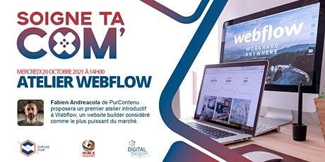 Soigne ta Com - Webflow billets