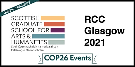 Guide to COP26: Panel Event tickets