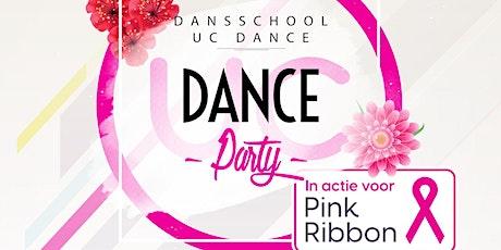 UC Dance Zumba Pink Ribbon tickets