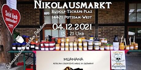 Schmankerlmanufaktur & Muanana rocken Nikolausmarkt Potsdam/West Tickets