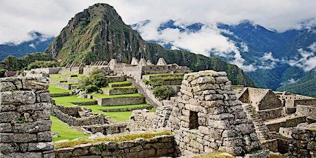 Verre Reizen Café - Reisfilm Peru tickets