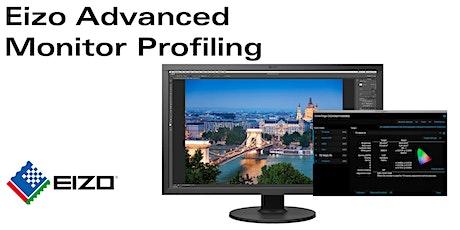 Eizo Advanced Monitor Profiling session tickets