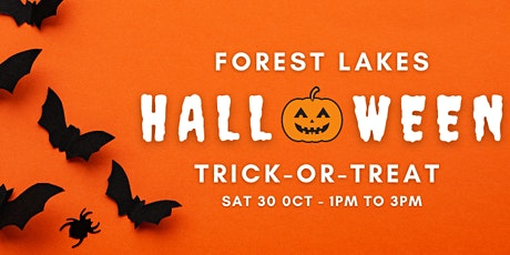 Halloween Trick-or-Treat Kid's Event tickets