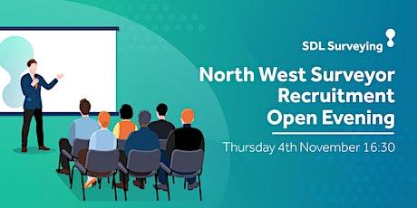 North West  Surveyor Recruitment Open Evening tickets