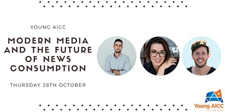 Modern media and the future of news consumption tickets