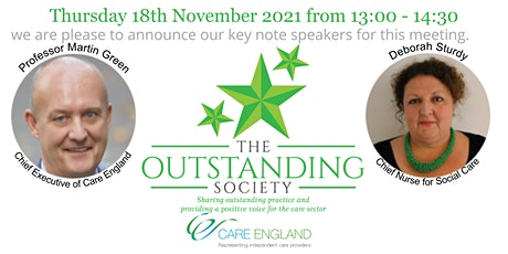 The Outstanding Society November Event tickets