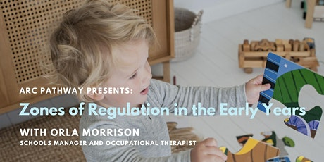 Zones of Regulation in the Early Years tickets