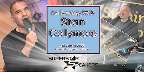 An Evening with Stan Collymore - Belfast tickets