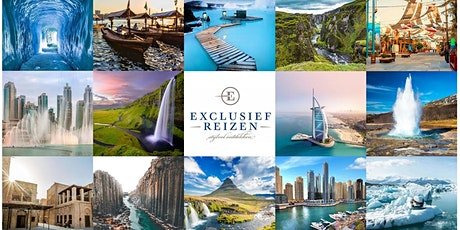 Dubai & IJsland - 2contrasten tickets