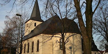 Gottesdienst zur Eröffnung Franziskaner-Konvent Köln-Weiler Tickets
