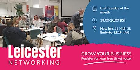 FindaBiz Networking Leicester tickets