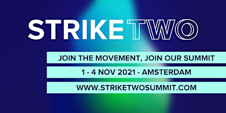 StrikeTwo summit 2021 - Let's change the future of food with technology tickets