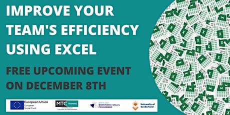 Improve your team's efficiency using Excel! tickets