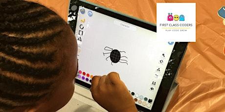 *Half Term* Anansi the Spider: Craft & Code workshop at Wallington Library tickets