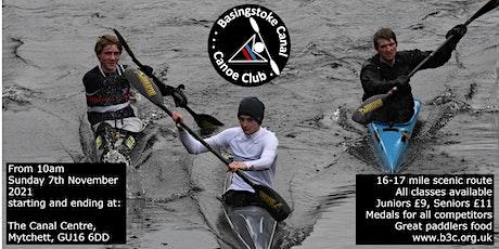 BCCC 11th CHARLES HICKS CHALLENGE - Kayak & Canoe Race tickets
