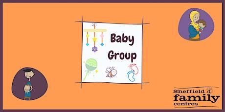 Baby Group  - Stocksbridge Children's Centre (G93) tickets