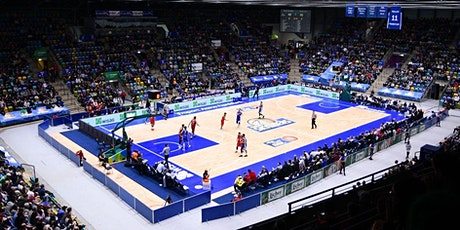 Newcomers meet  FRAPORT SKYLINERS at Fraport Arena tickets