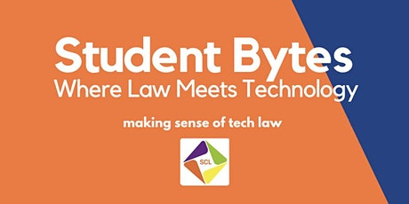 SCL Student Bytes: Artificial Intelligence and the Law tickets