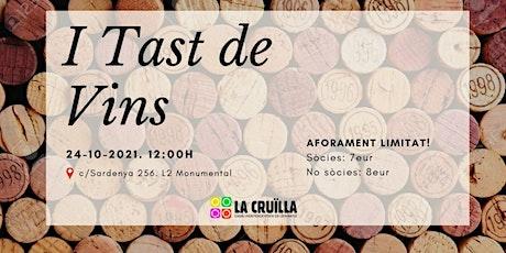 Tast de vins La Cruïlla entradas