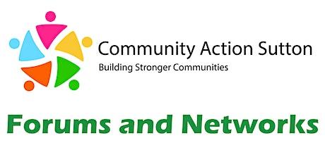 Voluntary Sector Forum tickets