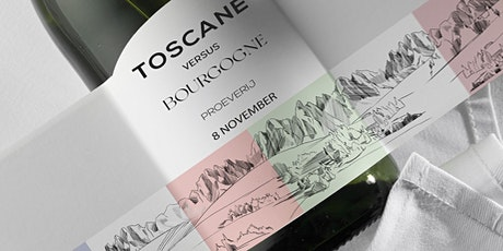 Toscane versus Bourgogne tickets