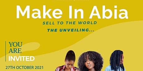 Abia-AfricExpress Partnership Unveiling tickets